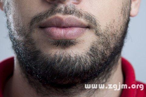 梦见长满胡子的人_周公解梦梦到长满胡子的人是什么意思_做梦梦见长满胡子的人好不好