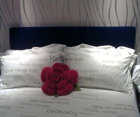 梦见红色的枕头_周公解梦梦到红色的枕头是什么意思_做梦梦见红色的枕头好不好