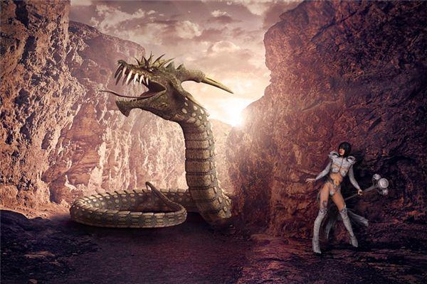 梦见龙蛇_周公解梦梦到龙蛇是什么意思_做梦梦见龙蛇好不好