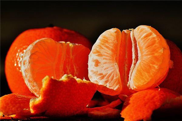梦见橘子_周公解梦梦到橘子是什么意思_做梦梦见橘子好不好