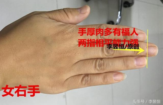 川字掌:双龙纹在手富贵终随身;天纹多分支情感出是非