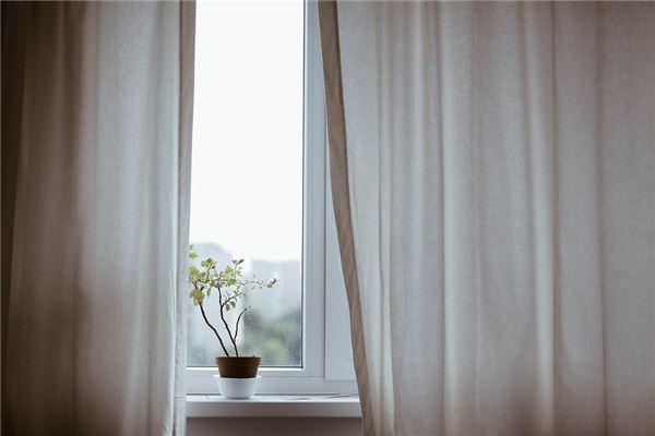 卧室窗帘的风水宜忌