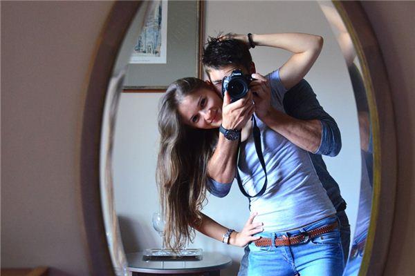 穿衣镜的摆放位置