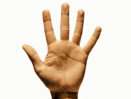 从手指长度可看出一个人的性格